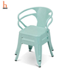 H Jinhui Kids Play Stackable Metal Chair