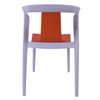classical northern Europe style leisure chair dining chair for negotiation high quality factory