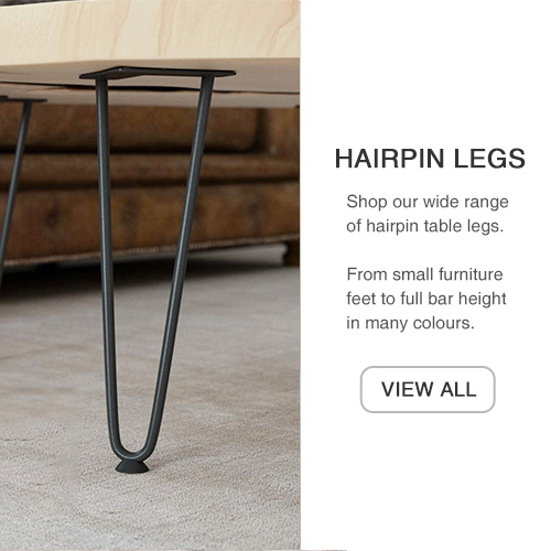 "Buy H JINHUI DIY Hairpin Legs | 4 — 40"" Sizes Available 