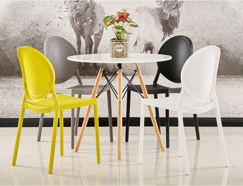 How to choose a plastic chair?