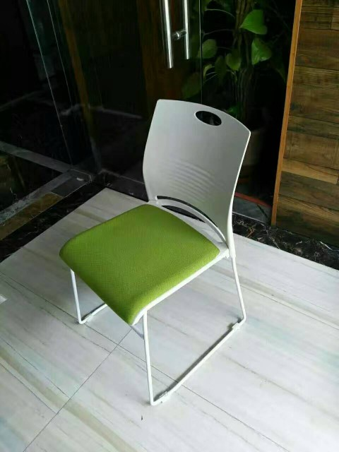 H-jinhui Plastic Chair with Steel Legs (with Cushion Or Not)